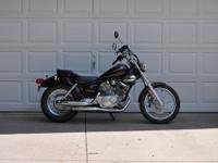 Mint condition 2007 Yamaha Virago 250 that gets 84+ MPG