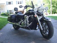 AVAILABLE IS MY YAMAHA V SUPERSTAR 1300 TOURER. BIKE IS