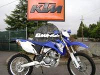 07' Yamaha WR250F. Images do not do this bike justice!