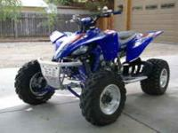 Description Up for sale is a 2007 yamaha yfz 450 Bill