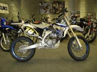 2007 Yamaha YZ250F GET READY FOR SOME FUN! CHOOSING the