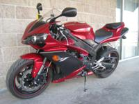 2007 Yamaha YZF-R1 Very Clean Tastefully Accessorized A