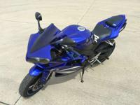 2007 Yamaha YZF-R1 Clean! OPEN CLASS IN SESSION!