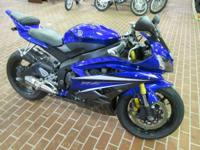 2007 Yamaha YZF-R6 JUST SERVICED AND READY TO RIDE ...