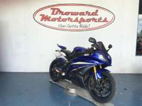 2007 Yamaha YZF-R6 R6 READY TO RIDE! Funding is