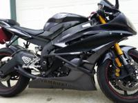 2007 Yamaha YZF-R6- - Need to get rid of my R6 due to