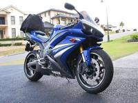 Description Here is a 2007 model YZFR1 with 11/06