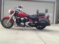 2007 Yamaha V-Star 1300. Original owner. Excellent