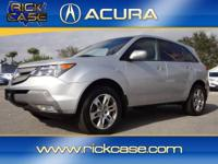 If you are looking for a 2007 ACURA MDX TECHNOLOGY you