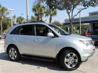 Clean carfax! 7 passanger mdx with navigation !Leather