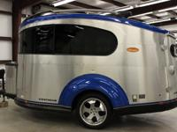 Very rare 2007 Airstream Basecamp Toy Hauler WITH