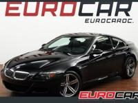 FEATURED: 2007 BMW M6 SMG TRANSMISSION CARBON FIBER