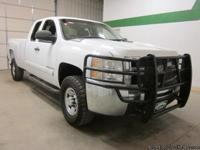 2007 Chevrolet 2500 4x4 6.0 Liter Automatic Extended