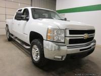 2007 Chevrolet 2500 4x4 Diesel Automatic Short Bed Crew