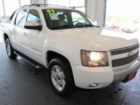One Owner...2007 Chevy Avalanche LTZ Crew....It