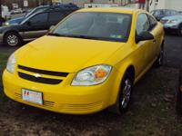 Options Included: N/A5 SPEED SPORTY CHEV COBALT ! ONLY