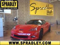 This outstanding example of a 2007 Chevrolet Corvette