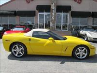 2007 Chevrolet Corvette Convertible 3LT Package, Z-51