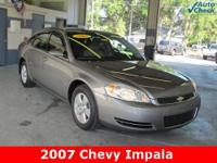 Super Clean Impala LTZ ** Low miles ** 31 MPG ** This
