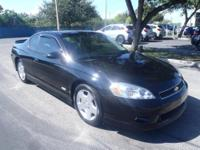 2007 Chevrolet Monte Carlo Coupe SS Our Location is: