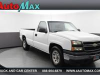 This 2007 Chevrolet Silverado 1500 Work Truck is