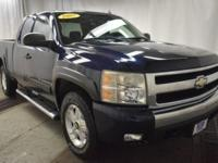 Check out this gently-used 2007 Chevrolet Silverado