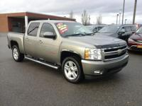 This 2007 Chevrolet Silverado 1500 LTZ is offered to