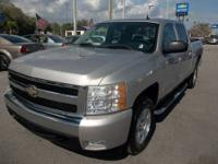 Great looking 2WD CrewCab Silverado. Perfect for any