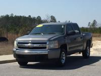 Options:  2007 Chevrolet Silverado 1500 2Wd Crew Cab