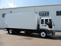 Great Running Box Truck With Only 177K Miles! Detailed