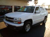 This 2007 Chevrolet Tahoe 4dr 2WD 4dr 1500 LTZ SUV