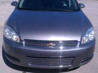 Up for sale is a 2007 Gray Chevy Impala LT. *** This