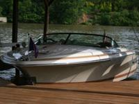 2007 Chris Craft Woody Heritage Edition. This boat is