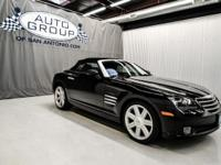 2007 CHRYSLER CROSSFIRE LIMITED ROADSTER CONVERTIBLE: