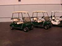 2007 CLUB CAR DS GOLF CAR COMES WITH: SUN CANOPY WHEEL