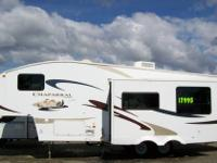 2007 Coachmen Chaparral ?LITE? 5th wheel with bunk beds