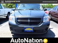 2007 Dodge Quality. Our Area is: AutoNation Honda