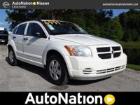 This exceptional example of a 2007 Dodge Caliber is