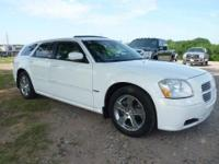 2007 DODGE MAGNUM R/T HEMI! THIS CAR HAS NAVIGATION,