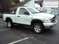 NADA Value: $12,550 This great pick up is equipped with