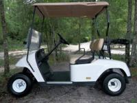 I am selling a 2007 EZ-GO TXT electric golf cart with