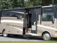 This motorhome is a 34 Course A Recreational Vehicle