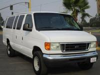 2007 Ford E - Series Van E-350 SD XLT - Low