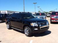 This 2007 Ford Explorer Sport Trac 4WD 4dr V8 Limited
