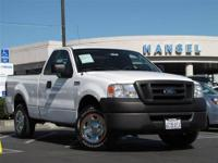 This 2007 Ford F-150 XL Truck features a 4.2L V6 FI