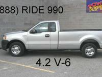 2007 Ford F150 2007 used Ford F15 air. Great truck for