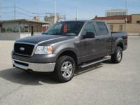 2007 Ford F150 Supercrew 4x4 XLT. Good running and