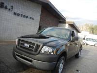 Ford F150 5 speed manual transmission regular cab comes