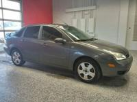 2007 FORD FOCUS. ONLY 159,412 MILES. KEY LESS ENTRY AND