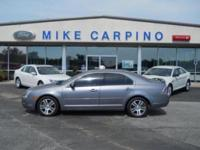 Options Included: N/A2007 Ford Fusion, 4 Cylinder